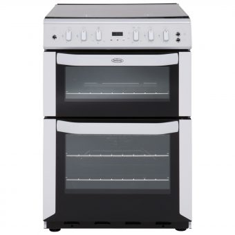 Belling FSG60DOF Freestanding Gas Cooker White