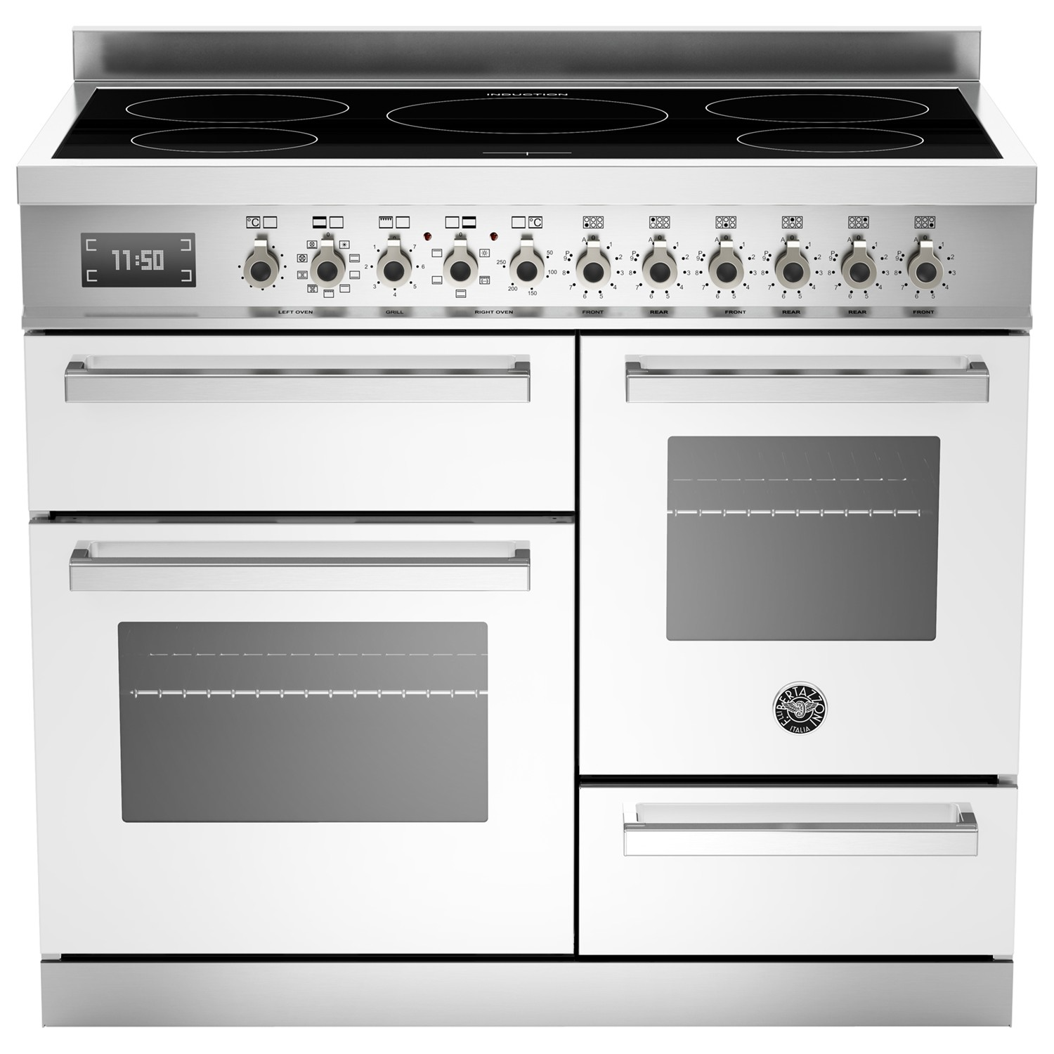 Bertazzoni Professional Series 100cm Electric Induction XG
