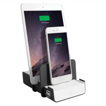 BlueFlame 4-Device Charging Station