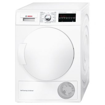 Bosch Avantixx WTW83490GB Freestanding Condenser Tumble Dryer with Heat Pump
