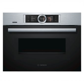 Bosch CMG656BS6B Built-In Single Oven Brushed Steel