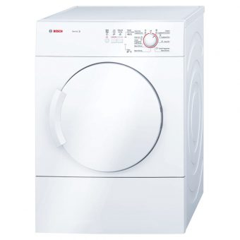 Bosch Classixx WTA74100GB Sensor Vented Tumble Dryer