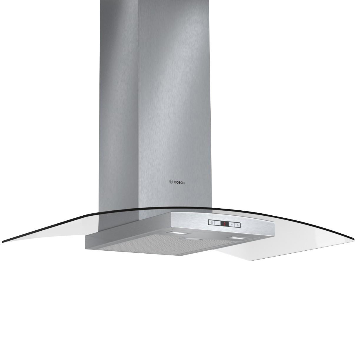 Bosch DWA097E51B Chimney Cooker Hood