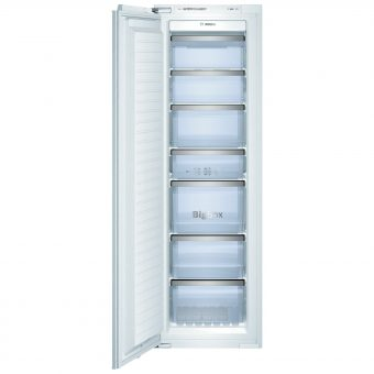 Bosch GIN38A55GB Fully Integrated Tall Freezer