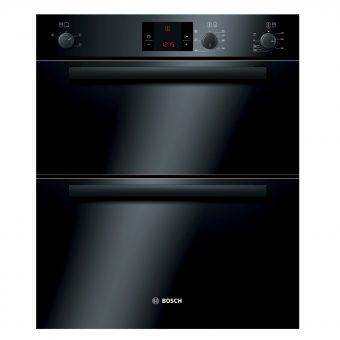 Bosch HBN13B261B Double Built-Under Electric Oven