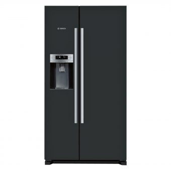 Bosch KAD90VB20G American-Style Freestanding Fridge Freezer