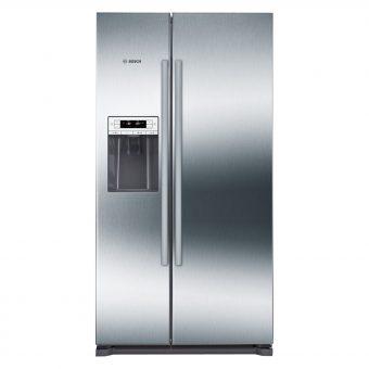 Bosch KAD90VI20G American Style Freestanding Fridge Freezer