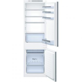 Bosch KIV86VS30G Serie 4 Integrated Fridge Freezer