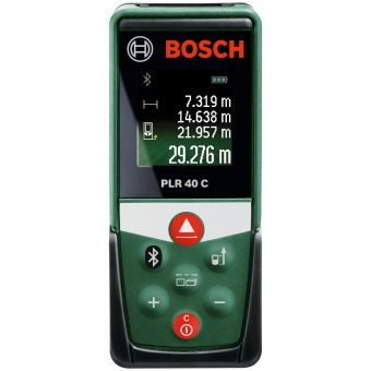 Bosch PLR 40 C Range Finder