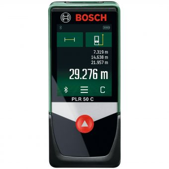 Bosch PLR 50 C Range Finder