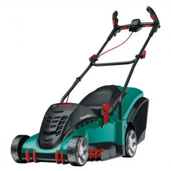 Bosch Rotak 43 Ergoflex Rotary Hand-Propelled Lawnmower