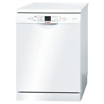 Bosch SMS53M02GB Freestanding Dishwasher