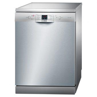 Bosch SMS53M08GB Freestanding Dishwasher
