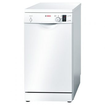 Bosch SPS40E12GB Freestanding Slimline Dishwasher