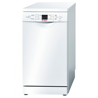 Bosch SPS53M02GB Freestanding Slimline Dishwasher