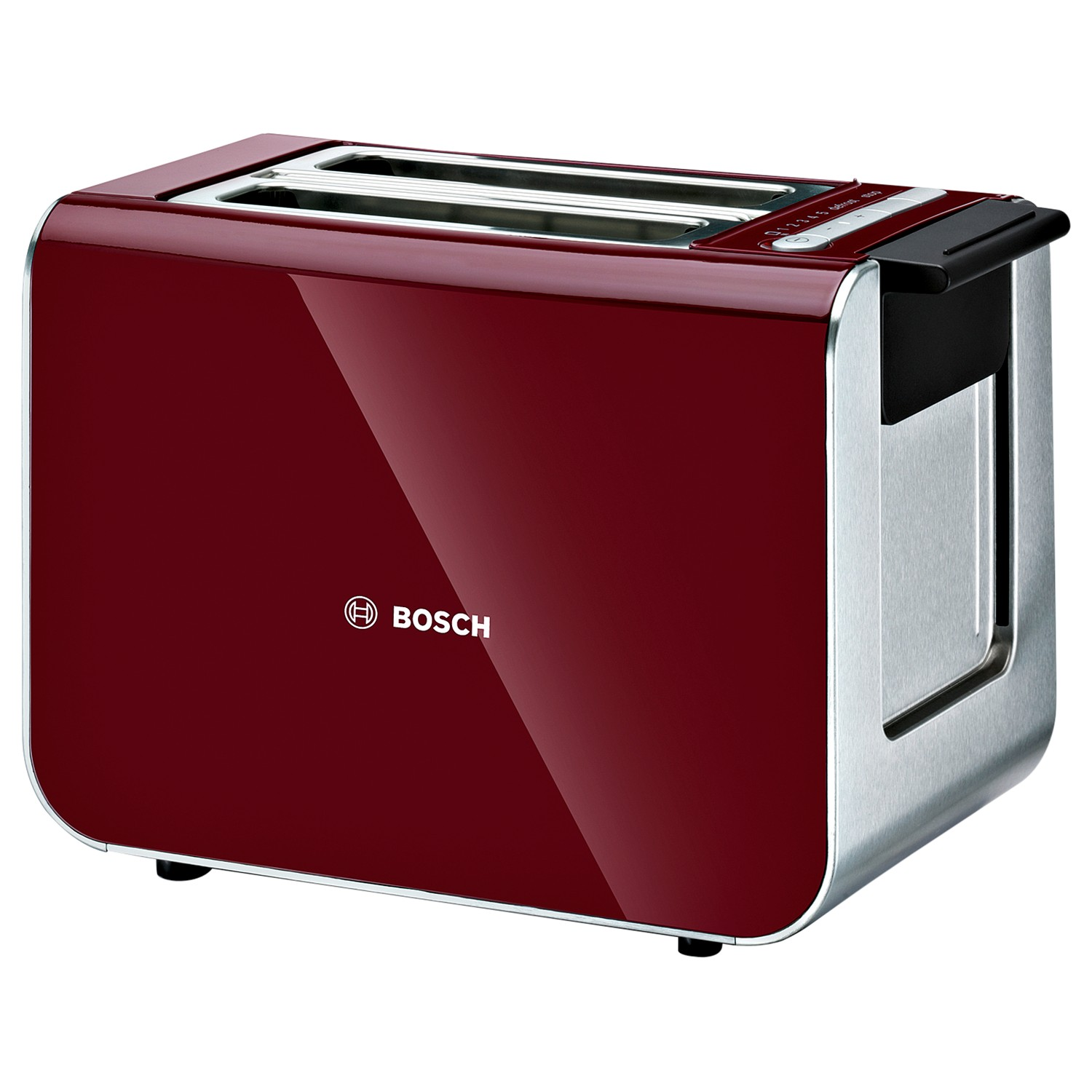 Bosch Styline 2-Slice Toaster Cranberry