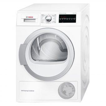 Bosch WTW85491GB Freestanding Heat Pump Condenser Tumble Dryer