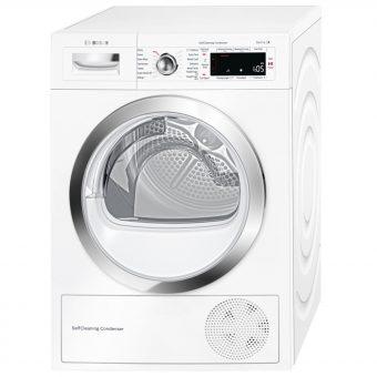 Bosch WTWH7560GB Freestanding Condenser Heat Pump Tumble Dryer