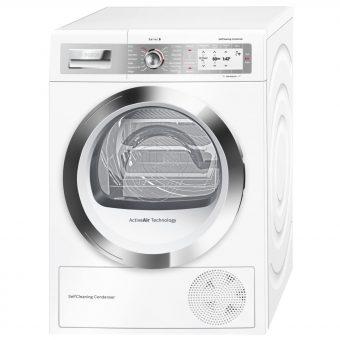 Bosch WTYH6790GB Freestanding Heat Pump Condenser Tumble Dryer