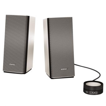 Bose® Companion 20 Multimedia Speaker System