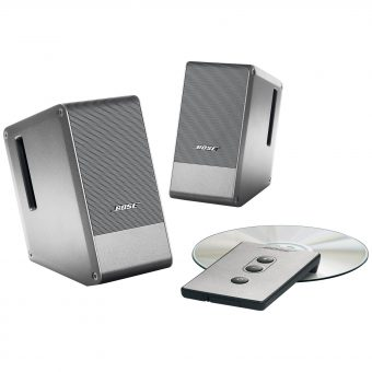 Bose® MusicMonitor Computer Speakers