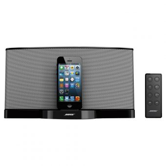 Bose® SoundDock® Series III digital music system with Apple Lightning Black