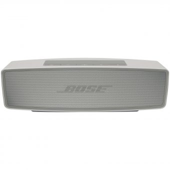 Bose® SoundLink® Mini II Bluetooth Portable Speaker with Built-In Speakerphone Pearly White