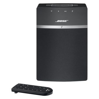 Bose® SoundTouch™ 10 Wireless Wi-Fi Bluetooth Music System Black