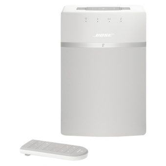 Bose® SoundTouch™ 10 Wireless Wi-Fi Bluetooth Music System White