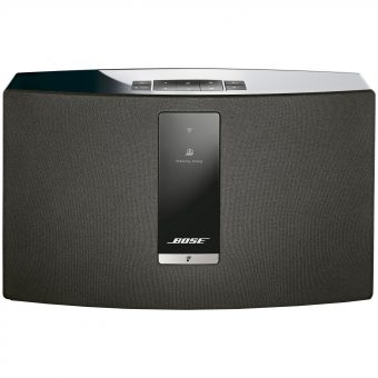 Bose® SoundTouch™ 20 Series III Wireless Wi-Fi Bluetooth Music System Black