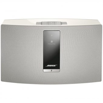 Bose® SoundTouch™ 20 Series III Wireless Wi-Fi Bluetooth Music System White