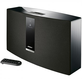 Bose® SoundTouch™ 30 Series III Wireless Wi-Fi Bluetooth Music System Black