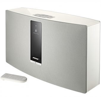 Bose® SoundTouch™ 30 Series III Wireless Wi-Fi Bluetooth Music System White