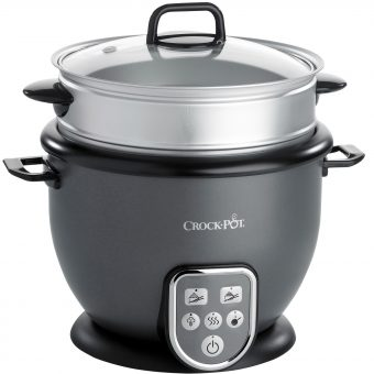 Breville Crock-Pot CRC029 1.8L Digital Rice Cooker