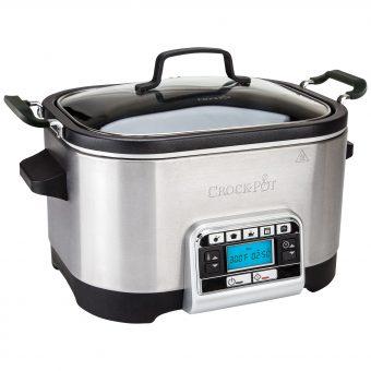 Breville Crock-Pot CSC024 5.6L Digital Slow and Multi Cooker