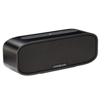 Cambridge Audio G2 Mini Portable Bluetooth Speaker Black