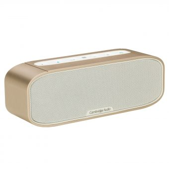 Cambridge Audio G2 Mini Portable Bluetooth Speaker Champagne