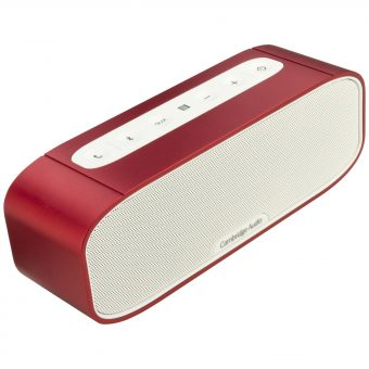 Cambridge Audio G2 Mini Portable Bluetooth Speaker Red