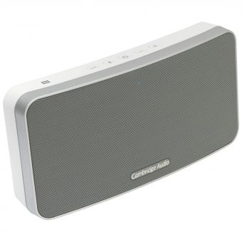 Cambridge Audio Go Portable Bluetooth NFC Speaker White