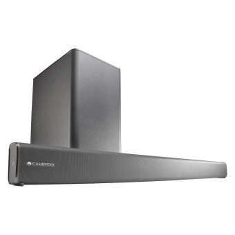 Cambridge Audio TVB2 Soundbar with Wireless Subwoofer