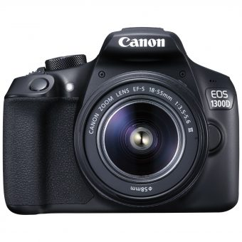 Canon EOS 1300D Digital SLR Camera With 18-55mm Lens