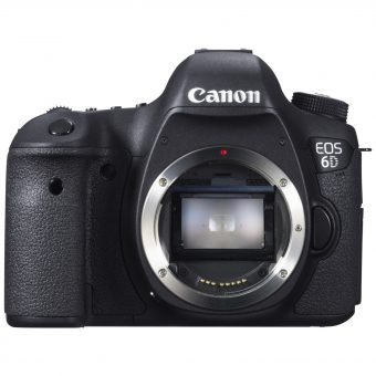 Canon EOS 6D Digital SLR Camera