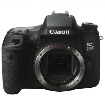 Canon EOS 760D Digital SLR Camera