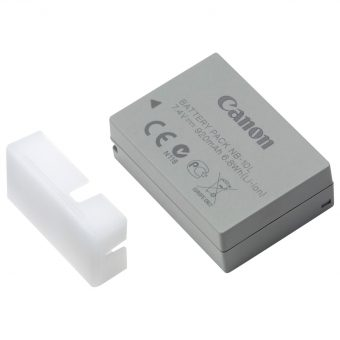 Canon NB-10L Battery Pack for Canon Powershot Digital Cameras