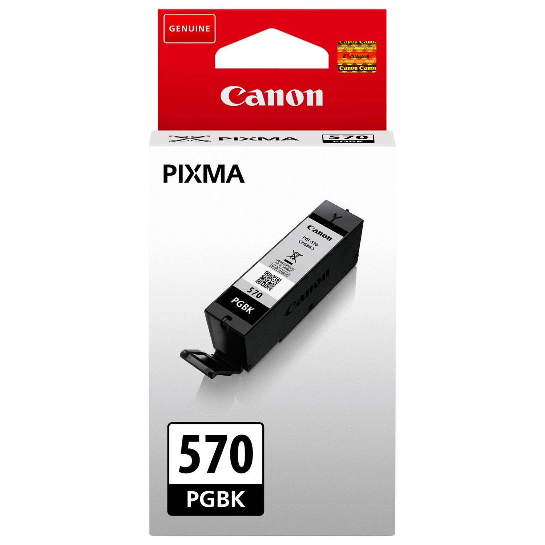 Canon PGI-570 Pixma Black Ink Cartridge