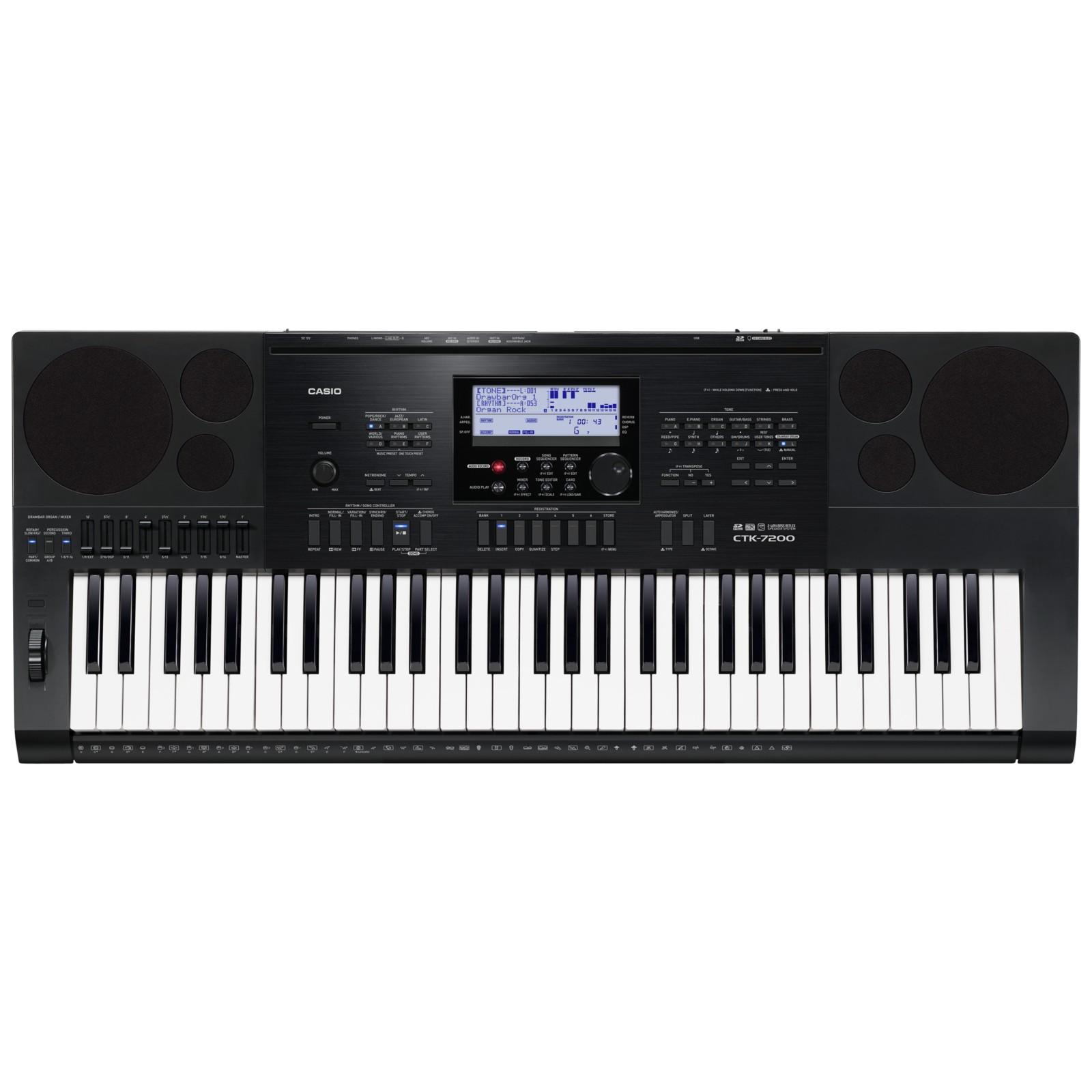 casio ctk 7200 61 key keyboard review best buy review