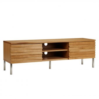 Content by Terence Conran Wave TV Stand Oak