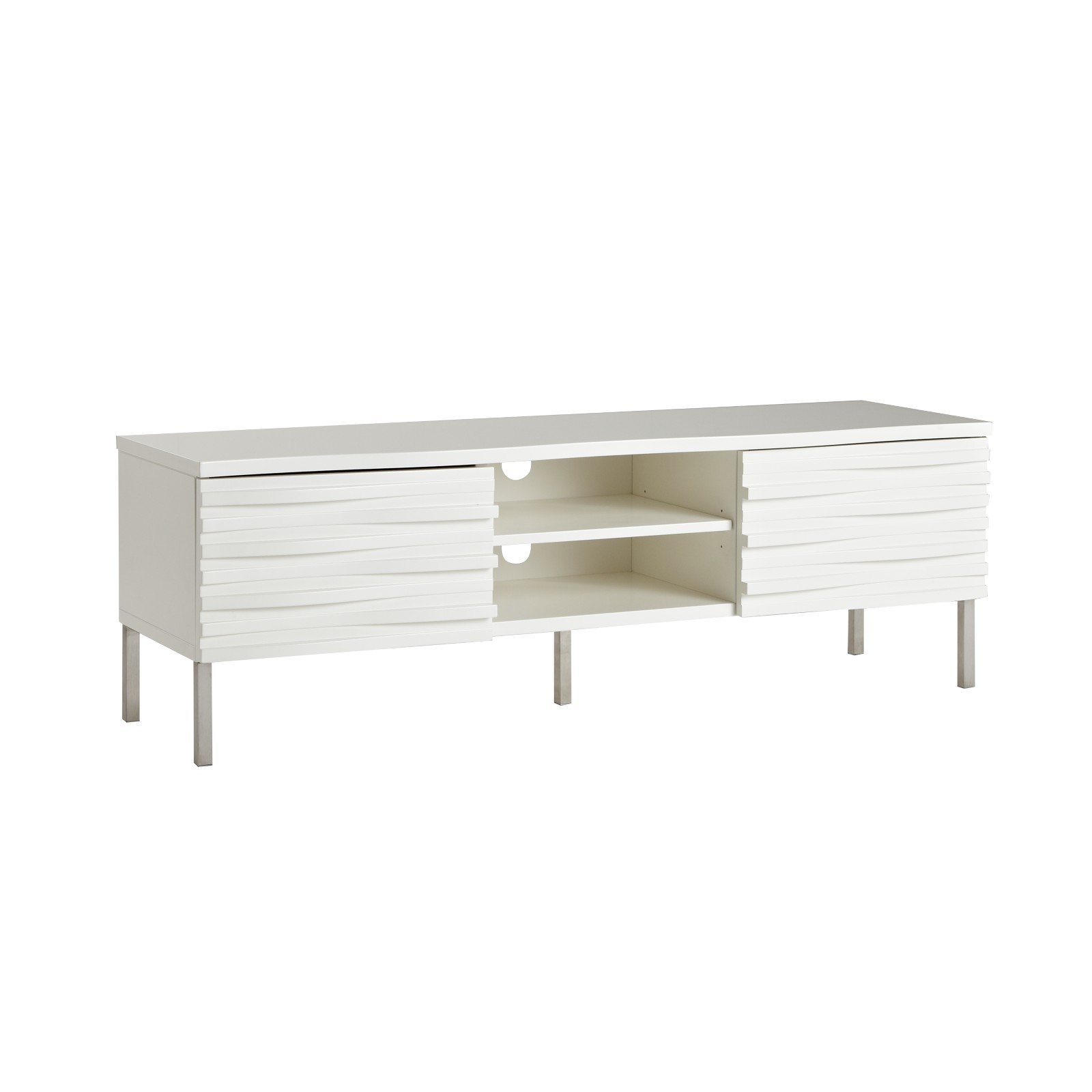 Content by Terence Conran Wave TV Stand White