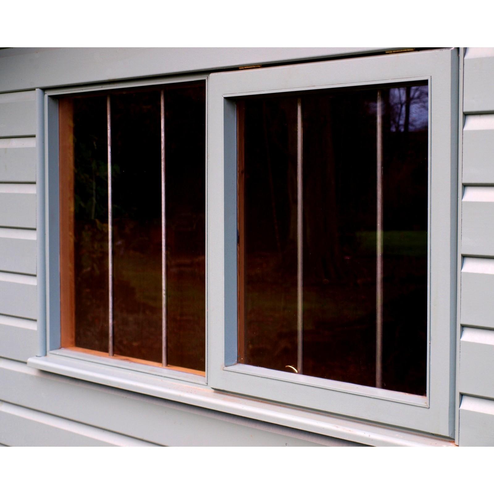 Crane Window Bars for 3x3.6m Workshops