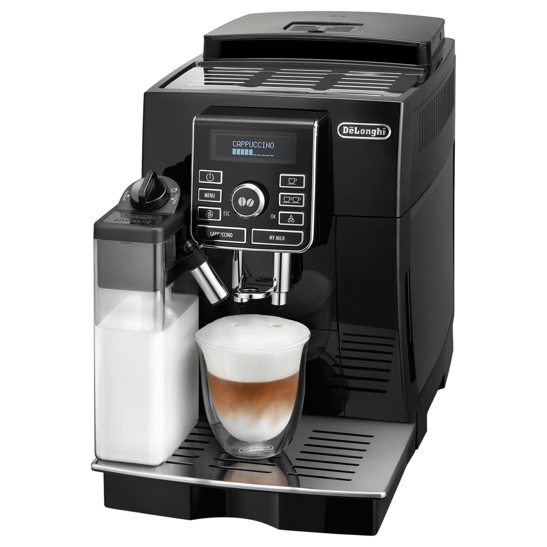de 39 longhi magnifica ecam bean to cup coffee machine black review best buy review. Black Bedroom Furniture Sets. Home Design Ideas
